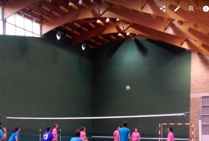 uso instalaciones deportivas Ayuntamiento de Castelserás