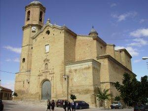 Iglesia de Castelserás