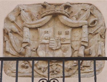 escudo de los condes de montoro