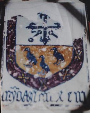 escudo de la encomienda de Castelserás