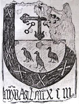 escudo de la encomienda