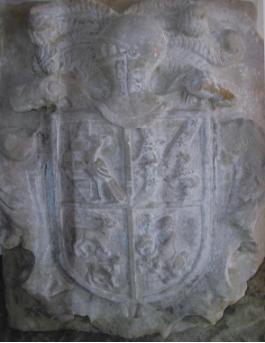 escudo de los santapau
