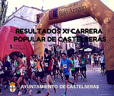 carrera popular de castelserás