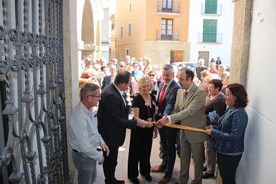 Inauguración Espacio Deportivo Carmen Valero
