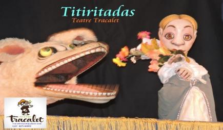 Festival títeres Algarabía