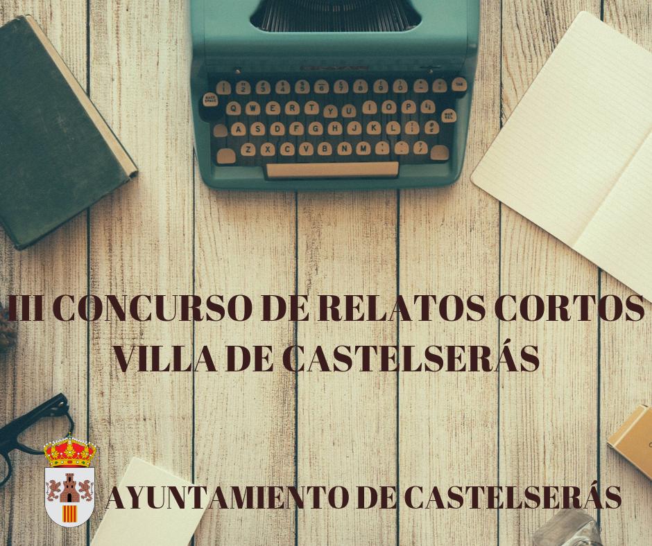 concurso relatos cortos Castelserás